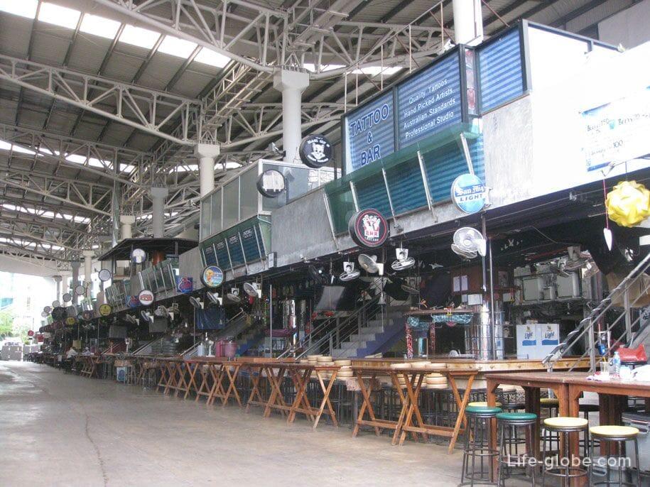 Бангла Роуд, Патонг, Таиланд