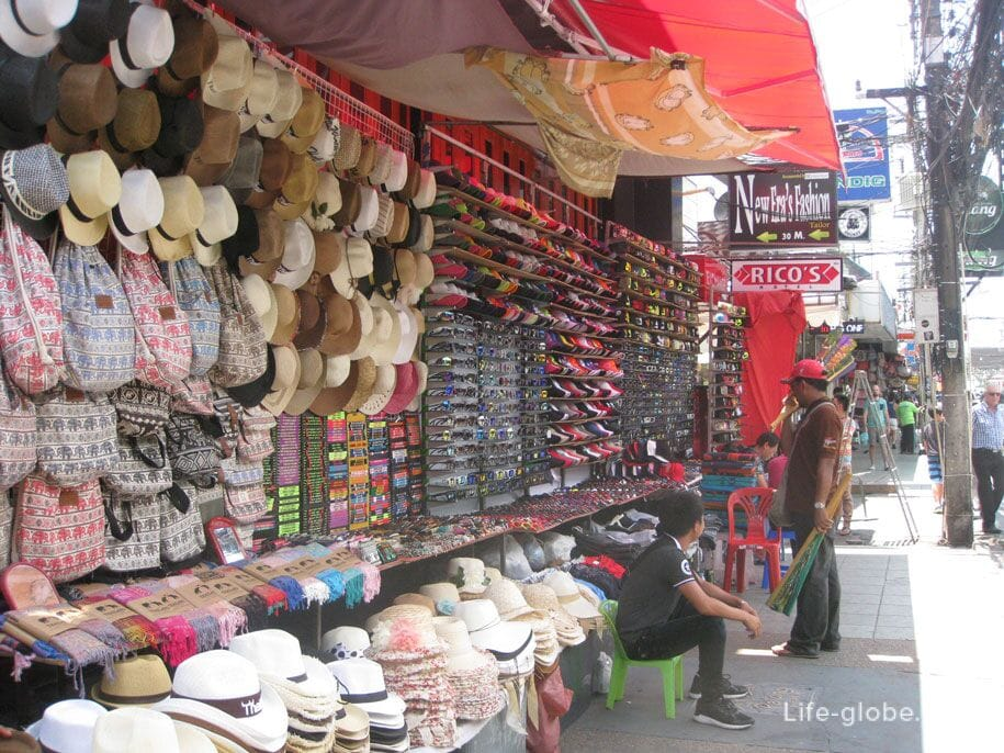Улица Бангла Роуд, Патонг, Таиланд