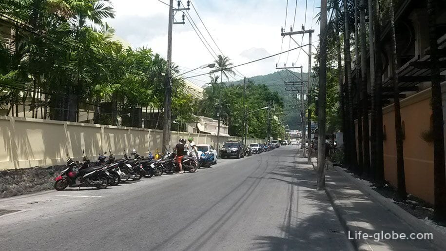 Улица Ruamjai Road