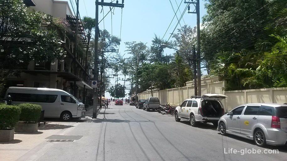 Улица Ruamjai Road, Патонг