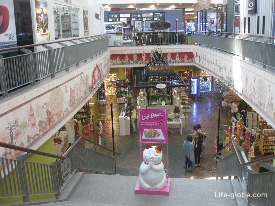 Jungceylon Shopping Center, Patong, Phuket