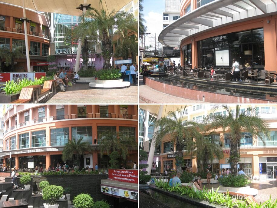 Jungceylon Shopping Center, Patong