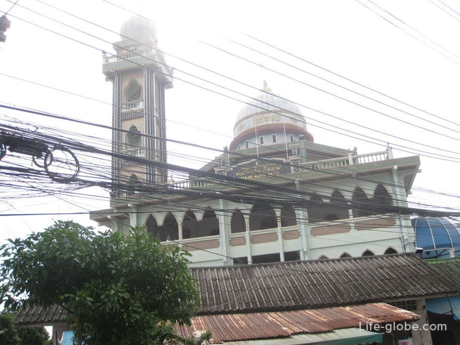 Мечеть Masjid Nurul Islamiyah, Патонг