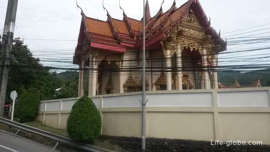 Храм Ват Суван Кхири Вонг, Патонг