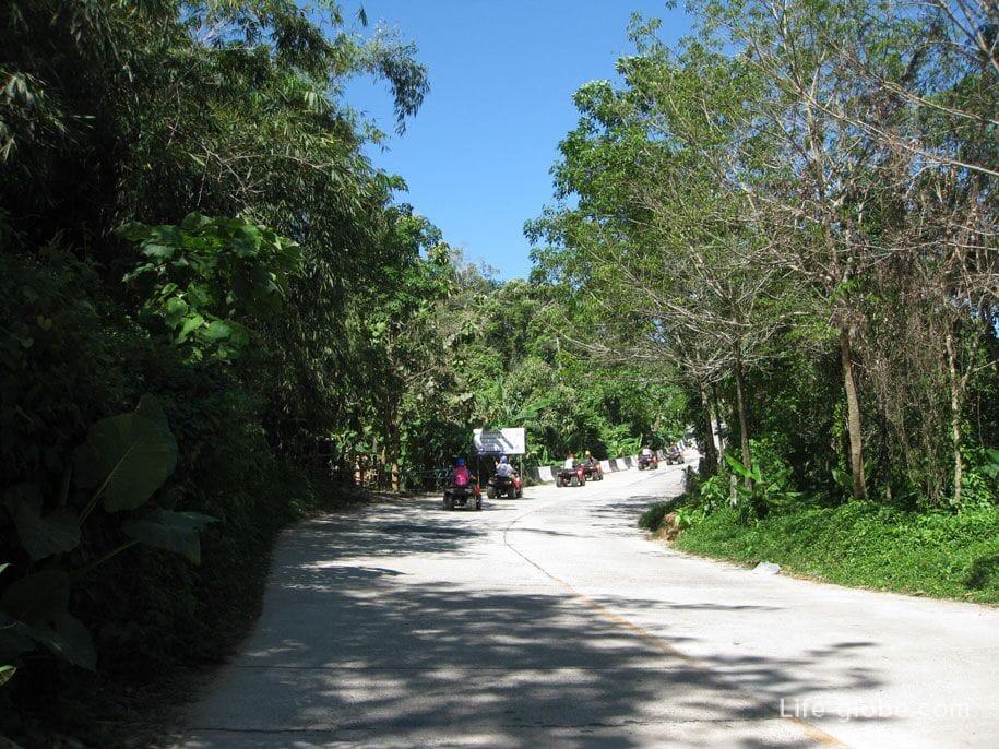 Дорога до Биг Будды