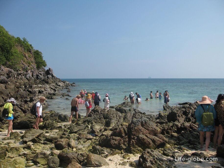 Остров Кай, Таиланд