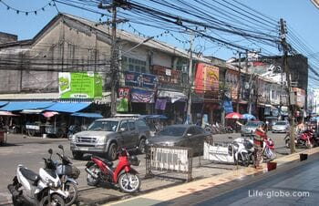 Phuket Town is the main town of Phuket