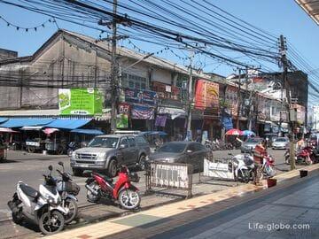 Phuket Town is the main town of Phuket
