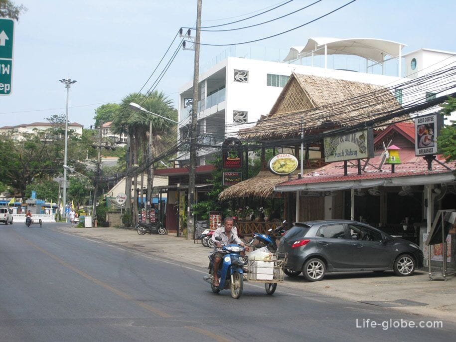 Rawai, Phuket island