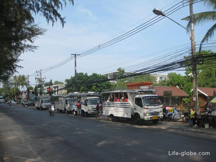 Равай, остров Пхукет, Таиланд