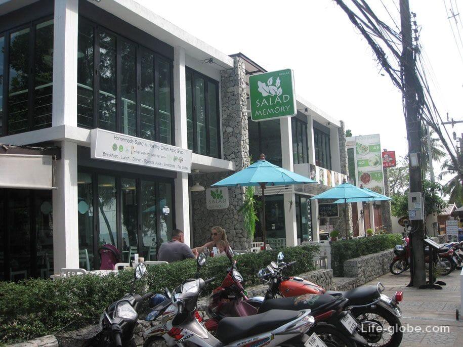 Cafe, Rawai, Phuket