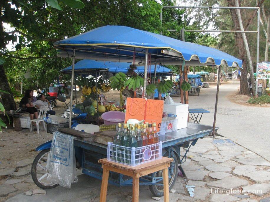 Makashnitsy, Rawai, Phuket