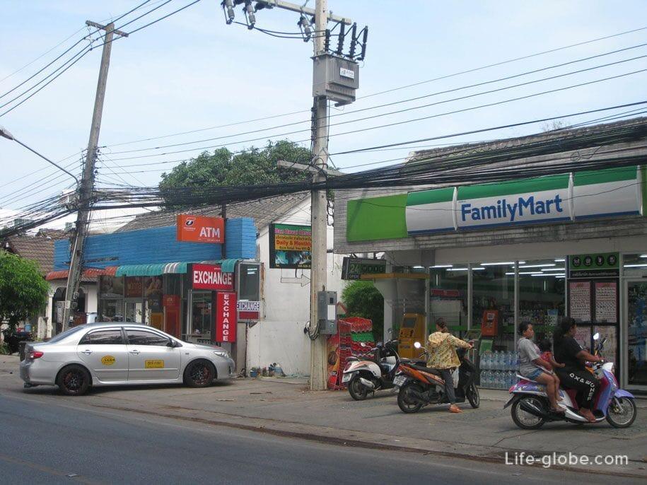 FamilyMart, Равай, Пхукет