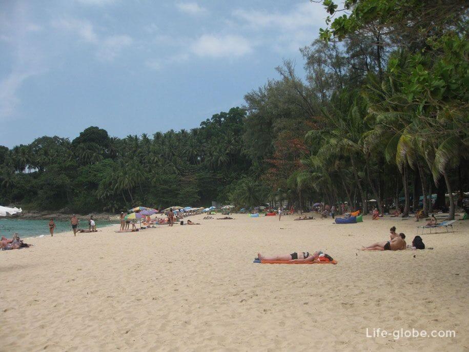 Пляж Сурин, Пхукет, Таиланд