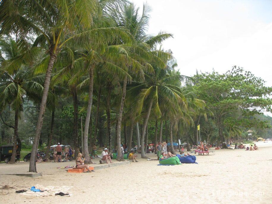 Пляж Сурин, остров Пхукет, Таиланд