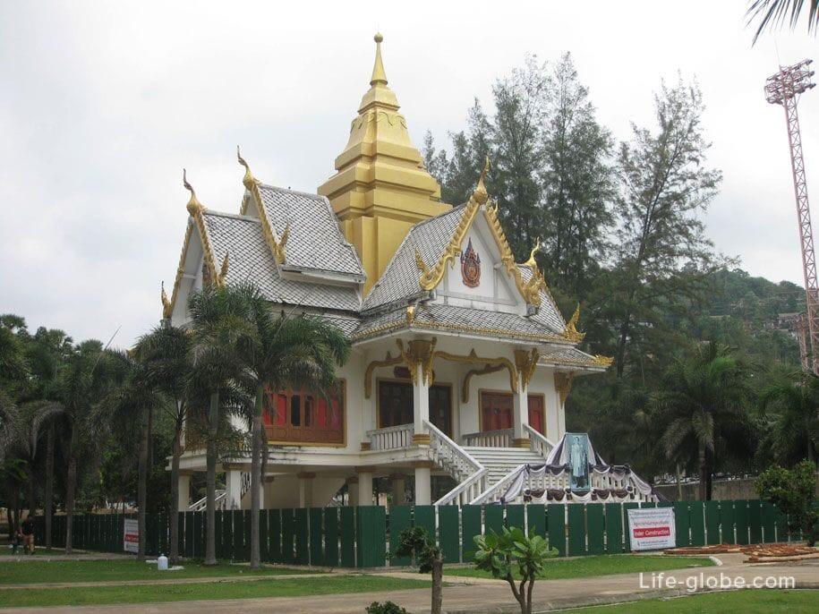 Храм, Сурин, Пхукет