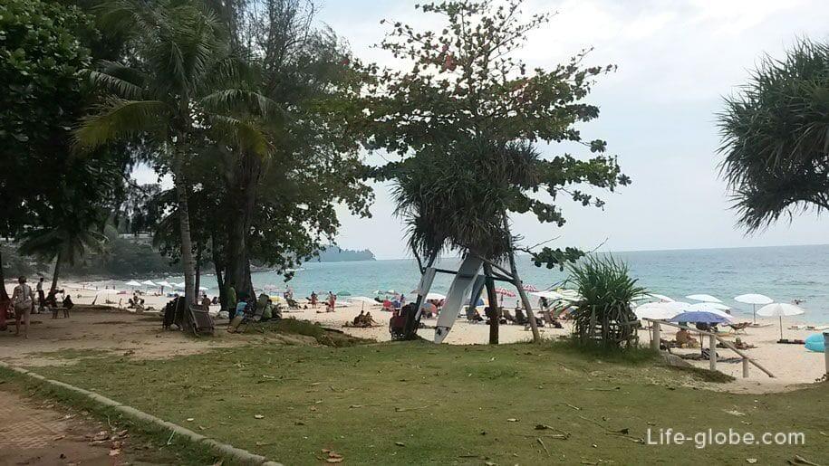 Surin Beach, остров Пхукет