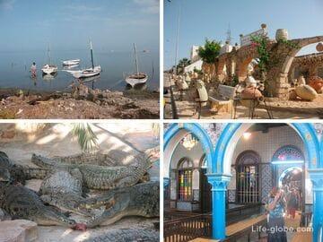 Достопримечательности острова Джерба, Тунис! Экскурсии Джербы!