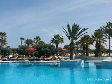 Hotel Djerba Plaza 4 * on the island of Djerba, Tunisia - our review