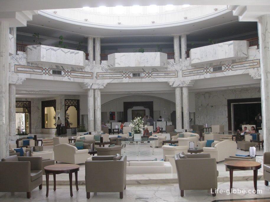 Hotel Hall Djerba Plaza, Tunisia