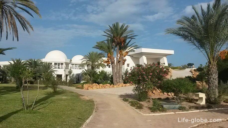 Hotel Djerba Plaza, Tunisia