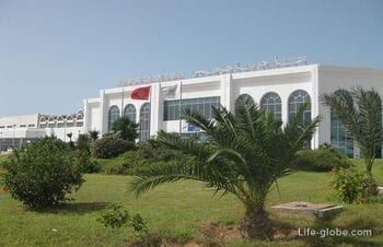 Аэропорт Джерба-Зарзис на острове Джерба, Тунис - всё, что нужно знать!