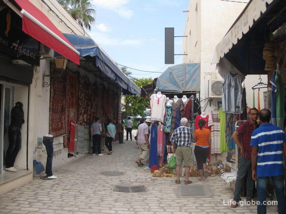 Рынок Хумт-Сука, Джерба