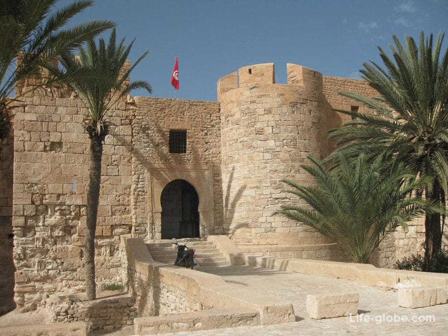 Entrance to Fort, Houmt Souk, Djerba Island