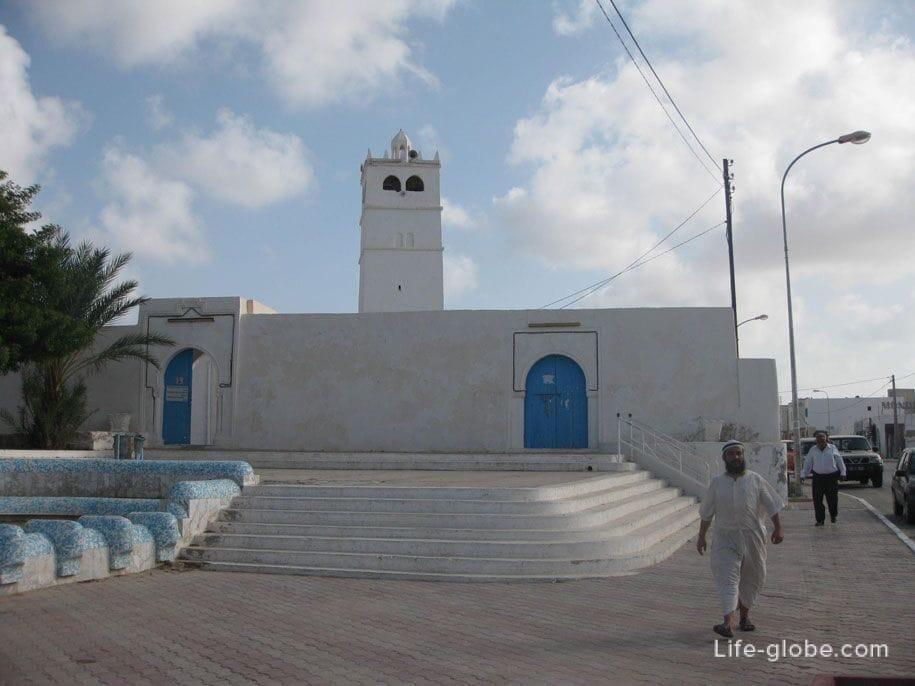 кедрина джерба тунис