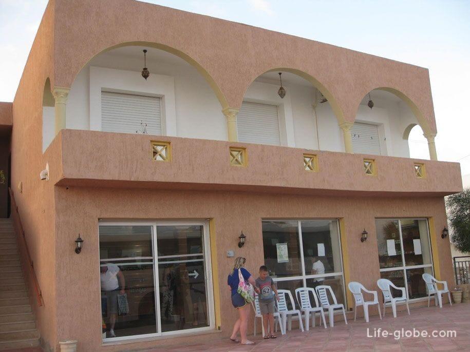 Бутик талассо косметики, Джерба, Тунис