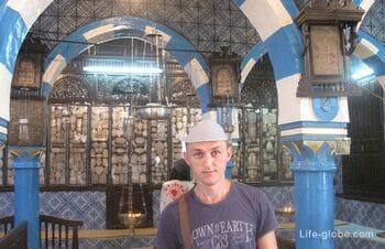 El Ghriba Synagogue in Riadha, Djerba Island, Tunisia
