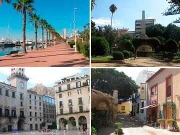 Достопримечательности Аликанте, Испания. Что посмотреть, куда сходить в Аликанте?!