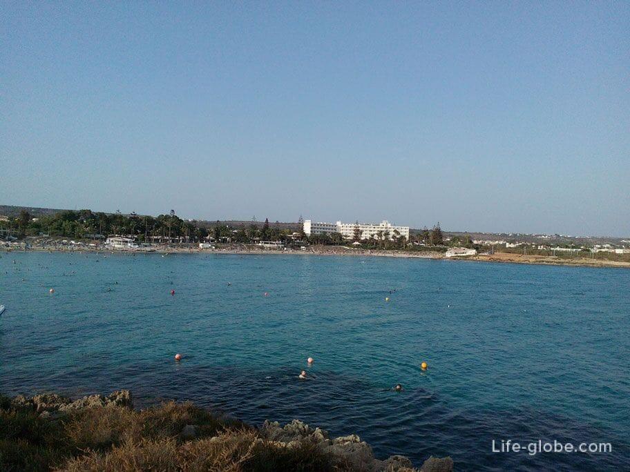 Nissi Ayia Napa Beach, Cyprus