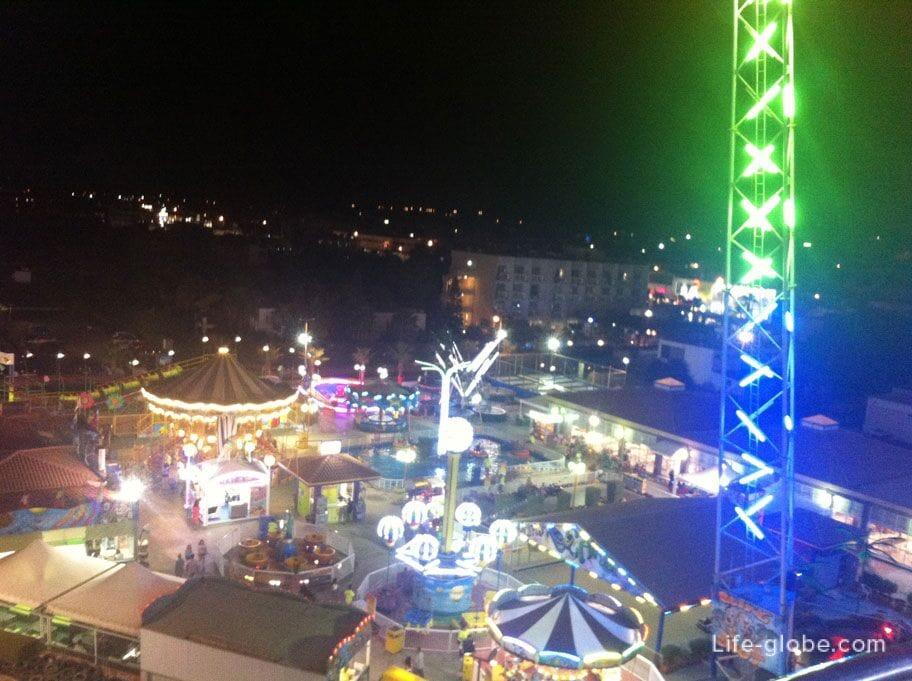 Ayia Napa Luna Park Cyprus
