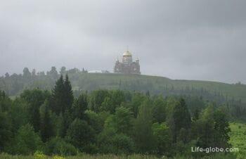 Белогорский мужской монастырь, Пермский край