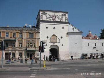 Где остановиться в центре Вильнюса - хостел Center Stay