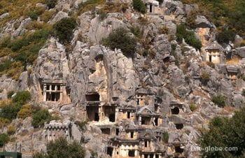 Demre Limira (Mira) - Kekova in Turkey, excursion from Kemer