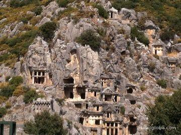 Демре-Лимира (Мира)-Кекова в Турции, экскурсия из Кемера