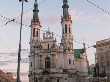 Костел Святого Спасителя в Варшаве