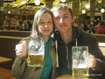 Вся правда о фестивале пива Октоберфест, Мюнхен, Германия (личный опыт)