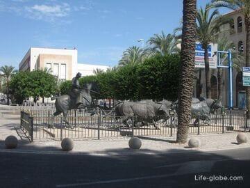 Коррида, или бой быков в Аликанте