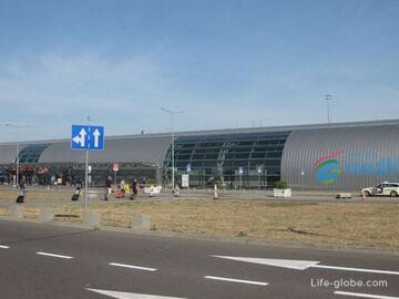 Как добраться из Варшавы до аэропорта Модлин