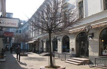Базар Берга в Риге - элитный торговый комплекс