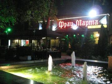 Пивной ресторан «Фрау Марта» в Сочи