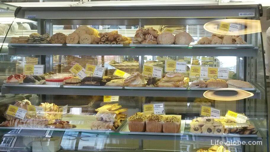 bakery in Gdansk