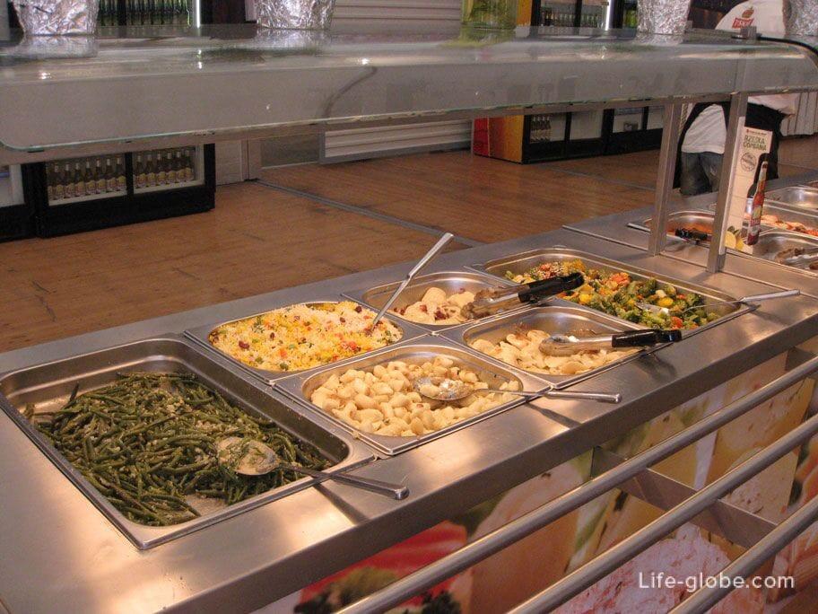 side dishes Gdansk