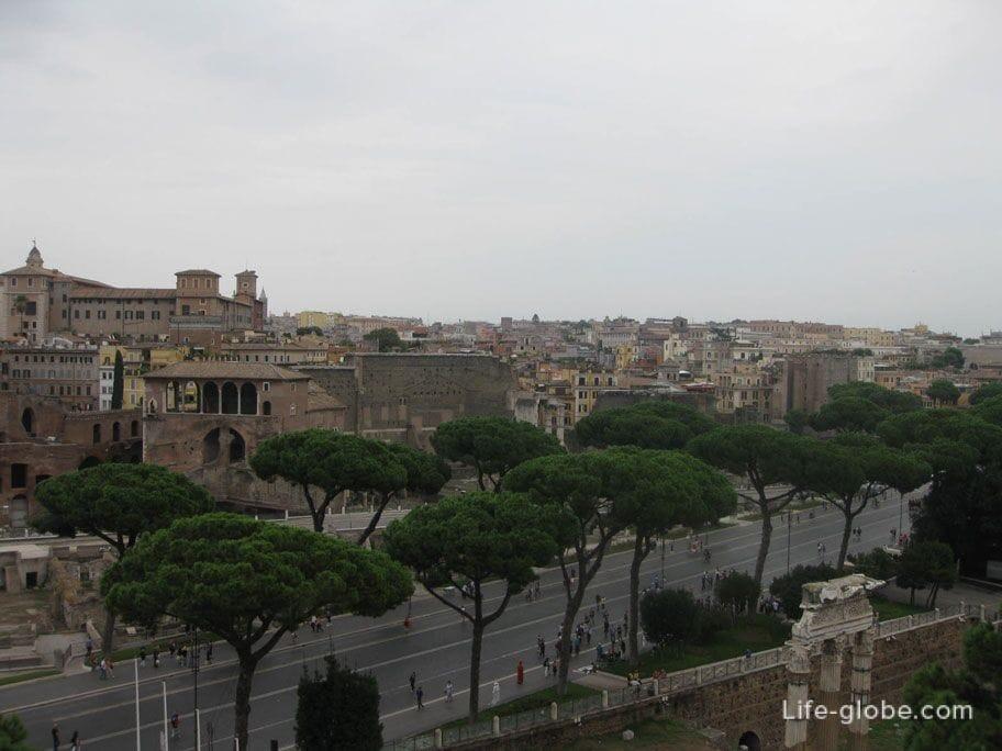 интересное в Риме, фото