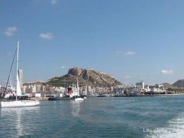 Как добраться из Аликанте до острова Табарка