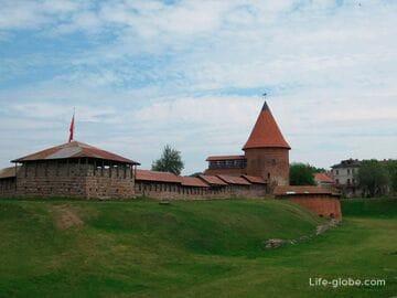 Каунасский (Ковенский) замок
