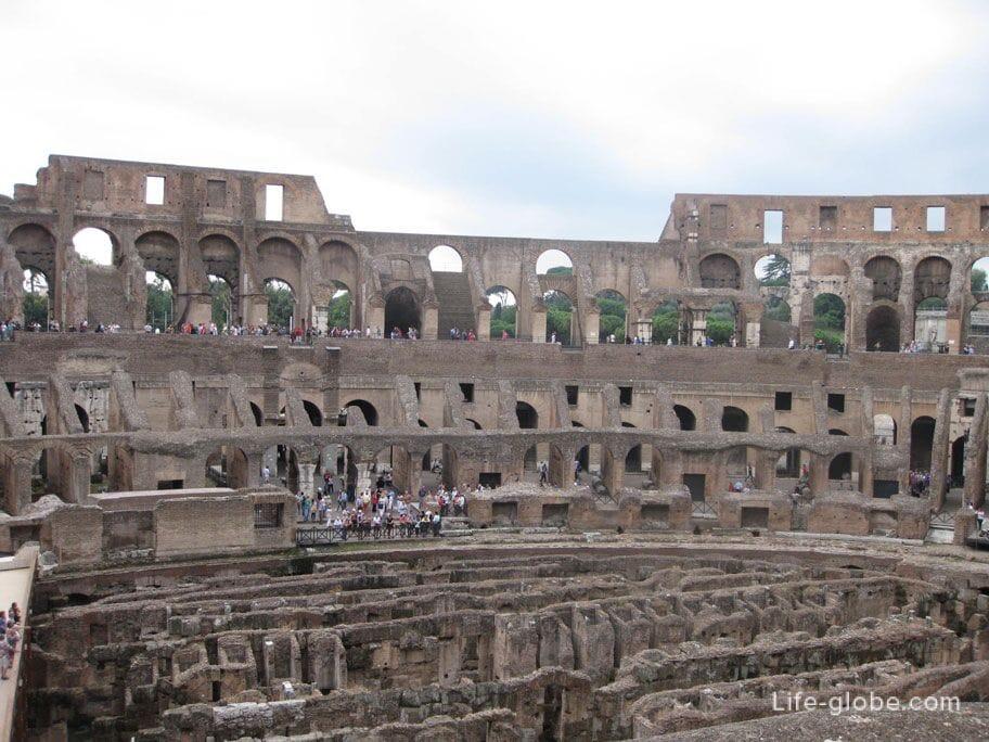 antique amphitheater